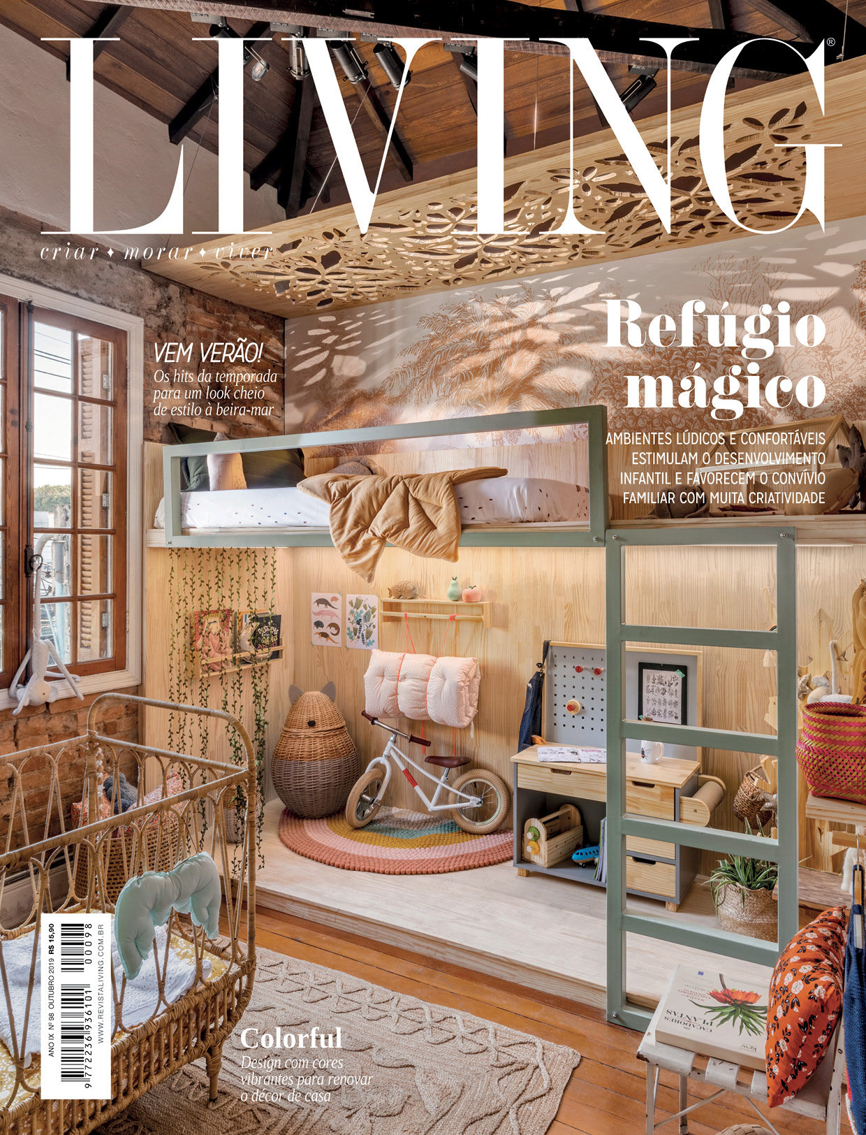 Revista Living - Out. 2019